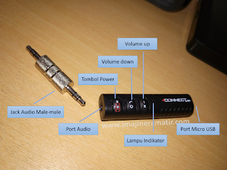 4Connect MF Audio Receiver, Bisa Jadi Shutter Camera Smartphone Juga.