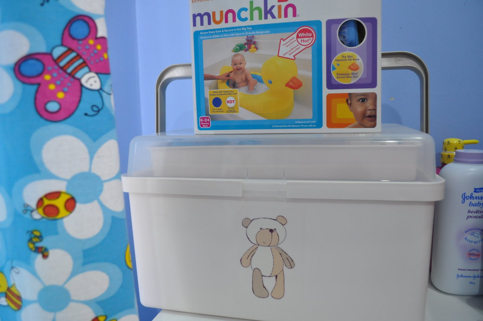 I Me Amp Myself Senarai Semak Baby Checklist Buat Budak