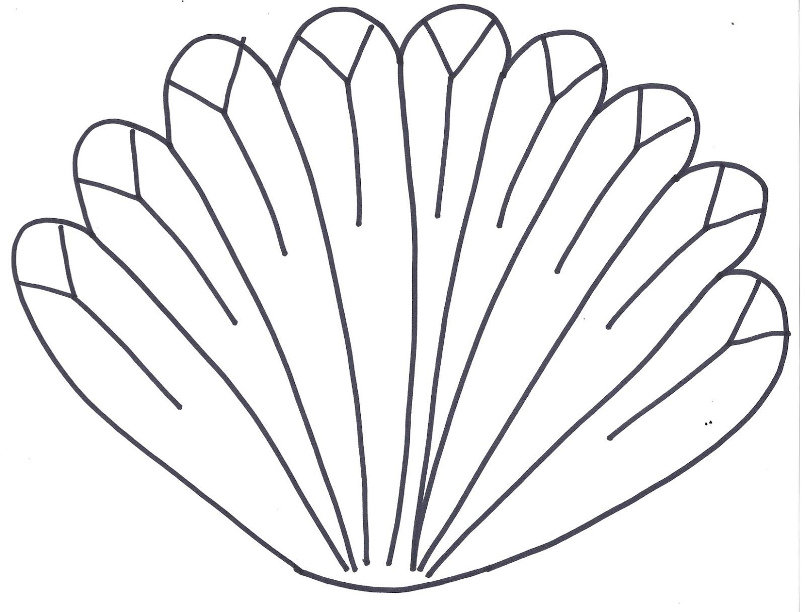 Turkey Feather Printables