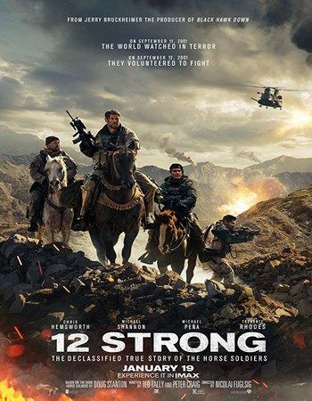 12 Strong (2018) English 720p