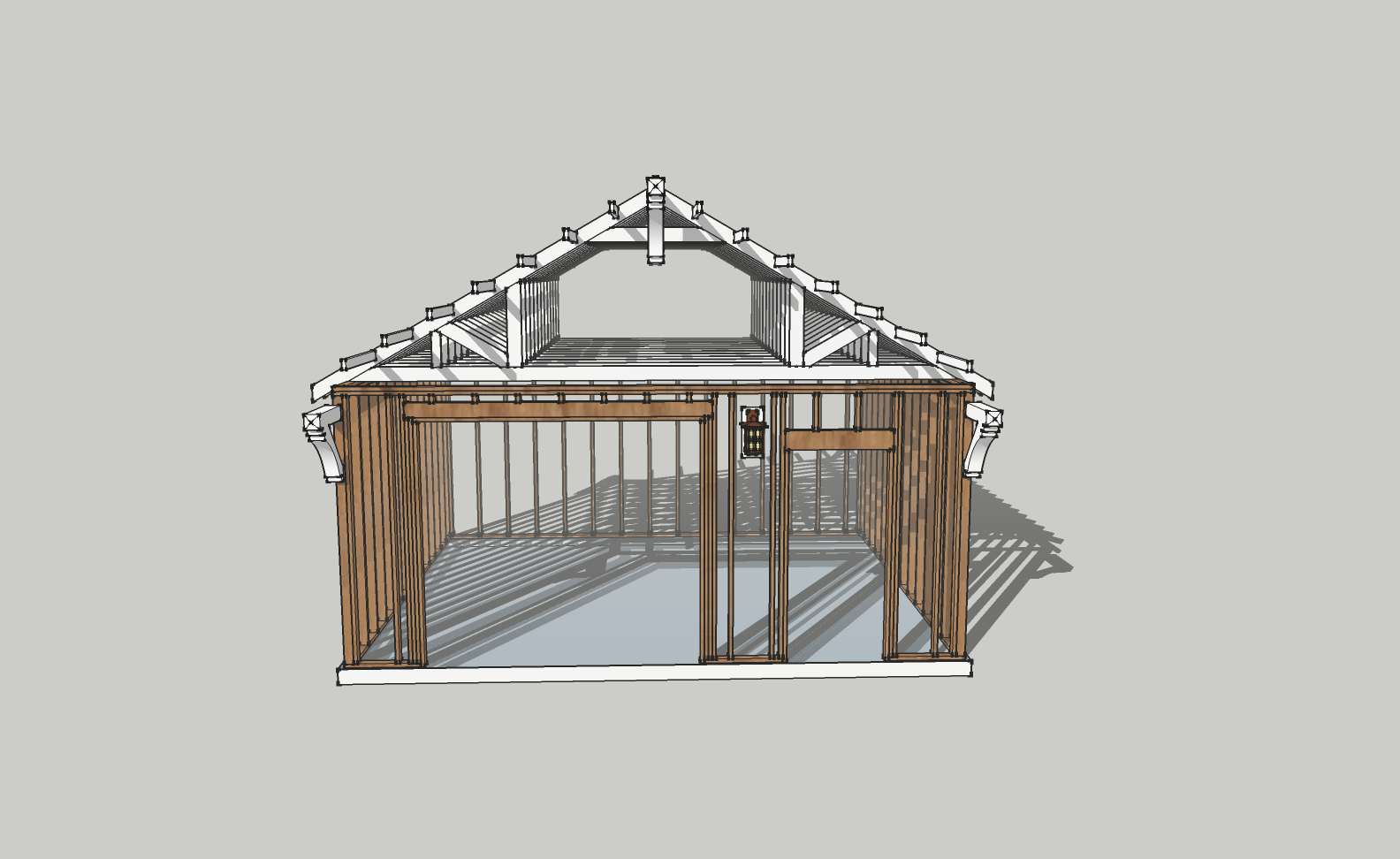 Garage Framing Plans