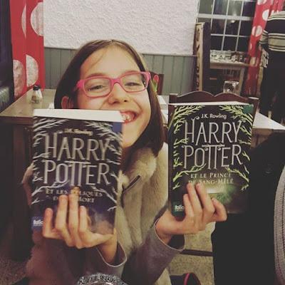 Pensée positive Positive Thinking Enfant Kid Birthday Harry Potter