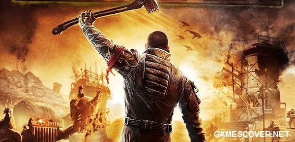 Red Faction Guerrilla Re-Mars-tered Edition Gameplay