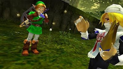 The Legend Of Zelda Ocarina Of Time 3d Reviewmvgn Mvgn