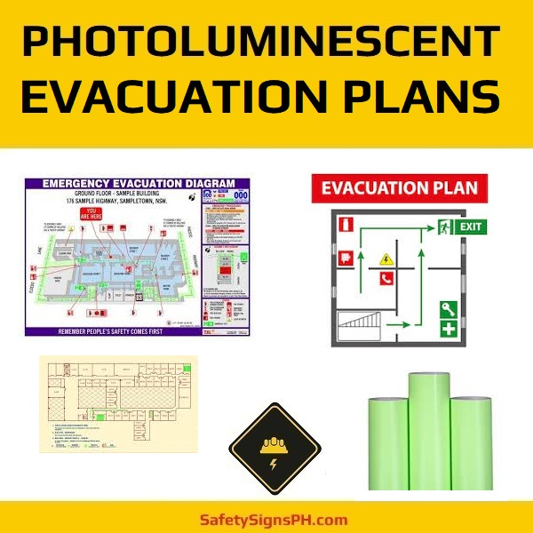 Photoluminescent Evacuation Plans Philippines