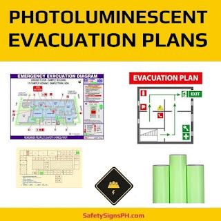 Photoluminescent Evacuation Plans Philippines