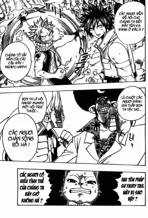 Fairy Tail chap 136 trang 15