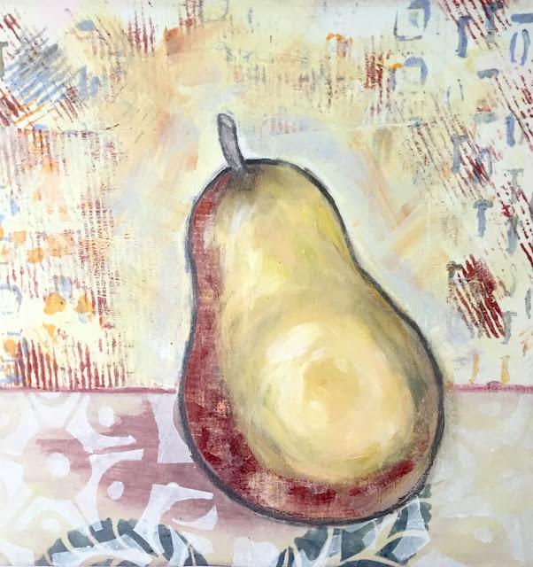 concord art association michaele ignon mixed media