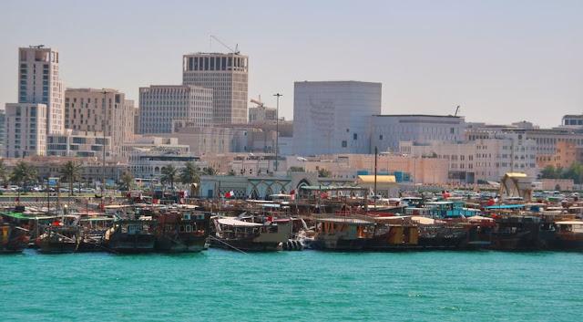 Una visita al Museo de Arte Islámico de Doha Vistas bahia