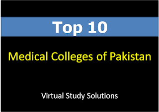 List of Top 10 Medical Colleges of Pakistan