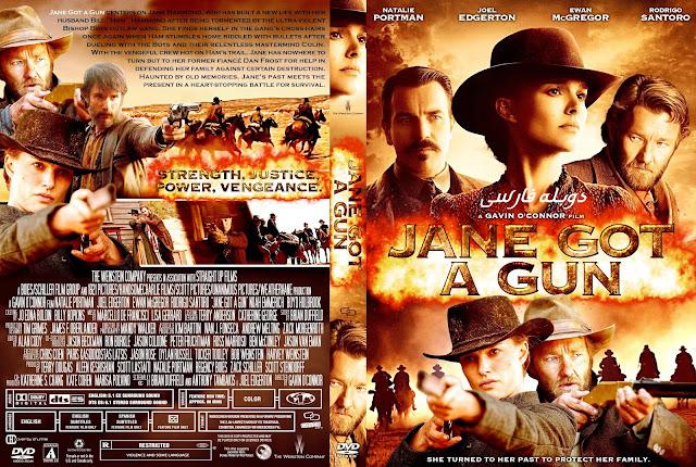 Jane Got a Gun DVD Cover