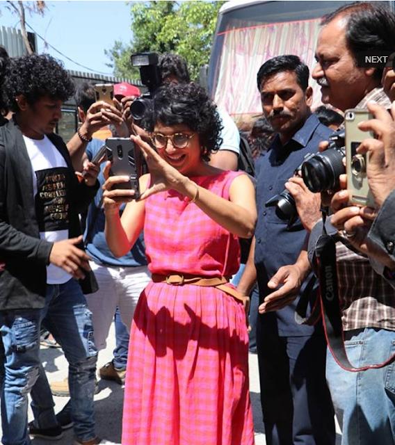 Dangal Team During 'Dangal Dangal Baat Chali Hai' Chat Show