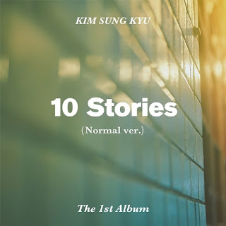 Kim Sung Kyu (Infinite) - 10 Stories Albümü (Normal Edition)
