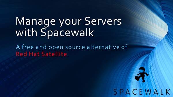 Install Spacewalk Server on CentOS 7
