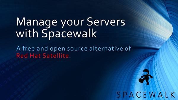 Install Spacewalk Server on CentOS 7