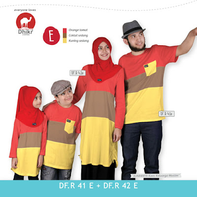 kaos couple dhikr