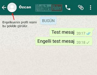 Whatsapp Mesaj iletilmiyor