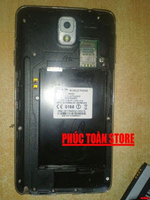 Rom stock N9000 mt6589 alt