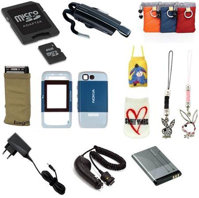 Accessori per telefoni originali e compatibili