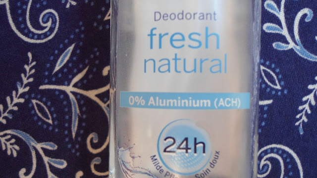 Nivea Fresh Natural Deodorant ve Roll-On