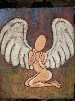 'Kneeling Angel'