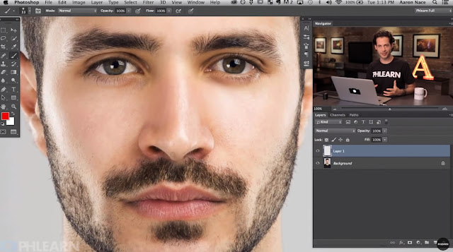 belajar edit foto di photoshop dengan youtube ph learn; piximperfect; steve perry; sean bagshaw; professional photography tips;