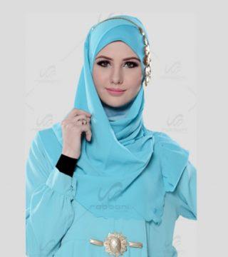 Hijab Rabbani Segi Empat