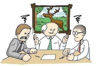 Pengertian Konflik Dalam Organisasi Menurut Para Ahli