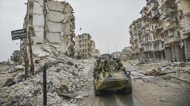 Terroristas matan a 2 soldados rusos en Siria en combate desigual