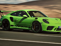 2020 Porsche 911 GT3 RS Review