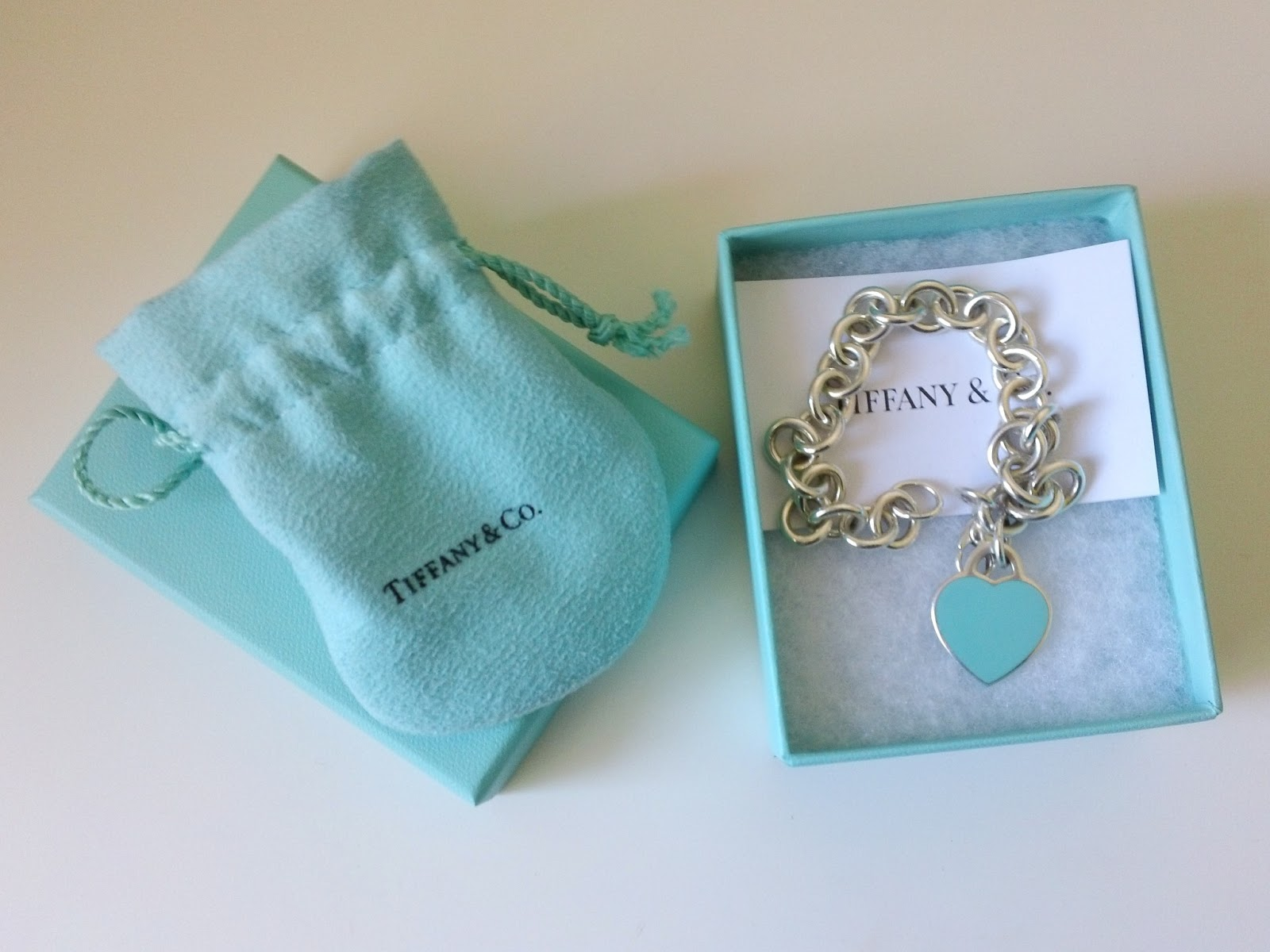 My Boyfriend Got Me This Beautiful Bracelet From Tiffanys
