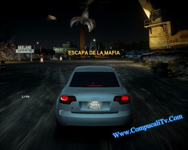 Capturas propias By Richi Need For Speed The RUN Limited Edition 2011