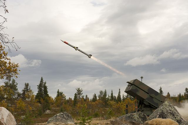Lithuania will purchase NASAMS Norwegian Advanced Surface to