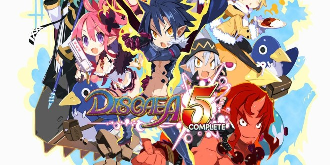 Disgaea 5 Complete PC Game Download