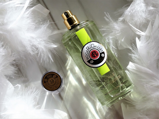 avis Feuille de Figuier de Roger Gallet, parfum roger gallet, blog parfum, fleur de figuier, parfum figue, feuille de figuier