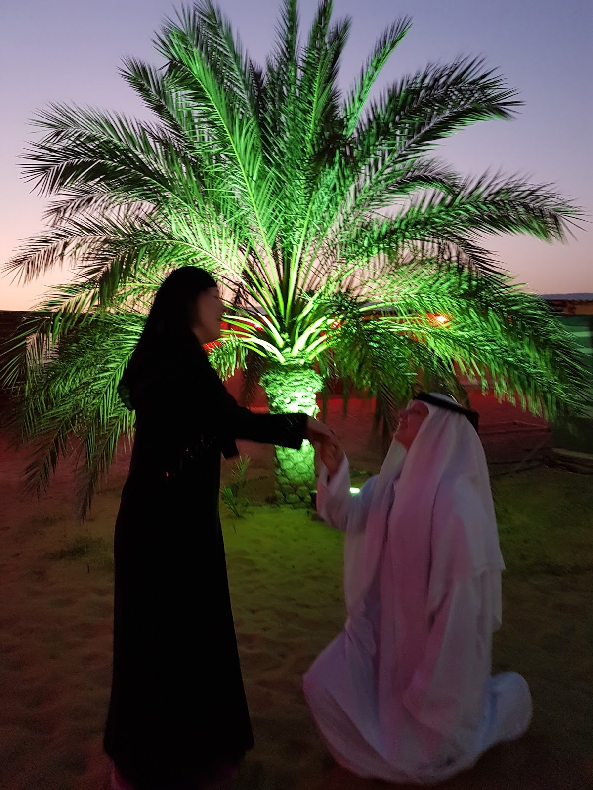 dating site huijauksia Dubai