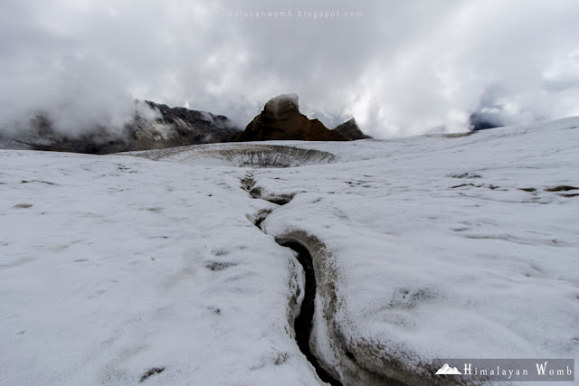 Solo self supported pin parvati trek, kheerganga to kaza