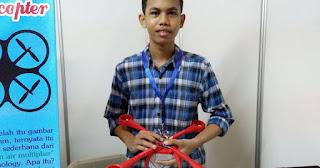 Inilah Wujud Drone Tanpa Baling Baling Pertama Di Dunia Hasil Karya Anak Bangsa - Commando