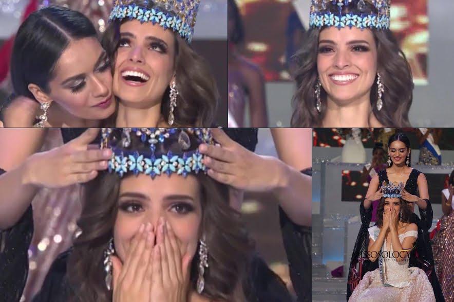 Miss Mondo 2018 è la modella Vanessa Ponce dal Messico.
