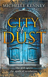 City of Dust by Michelle Kenney cover