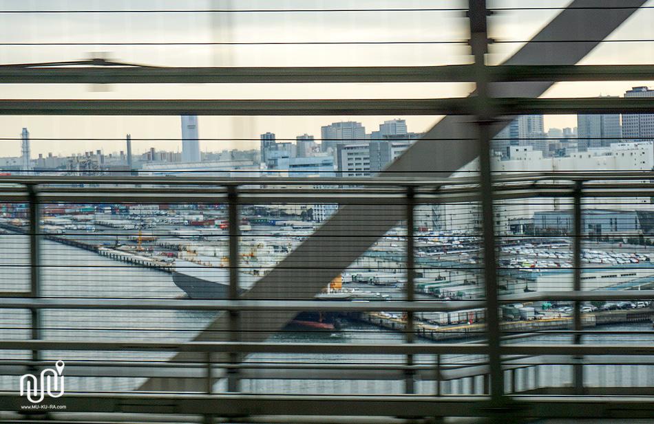 สะพานสายรุ้ง Rainbow Bridge