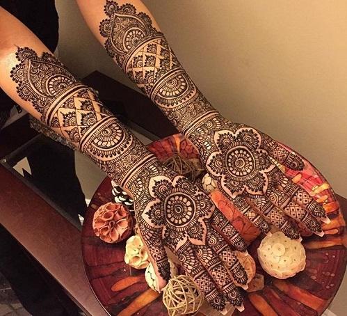 Simple Mehndi Design Images For Hands Latest New Mehandi Designs