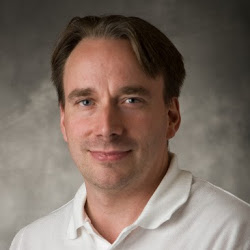 "Linus Torvalds, ""cha đẻ"" của Linux"