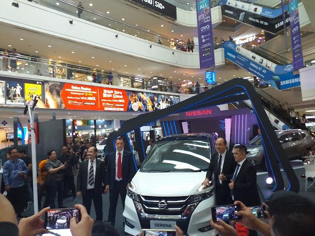 Nissan Luncurkan 2 Produk MPV Baru di Medan