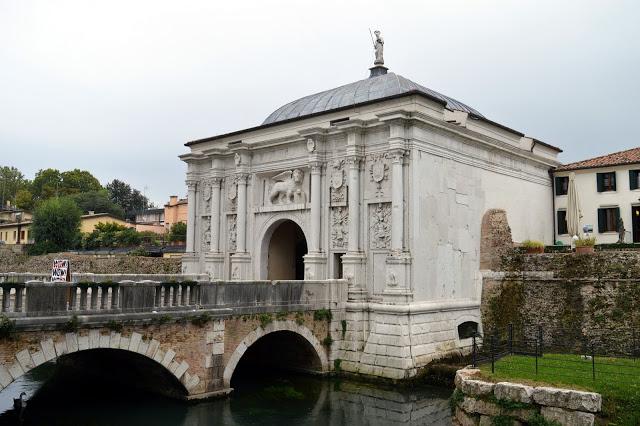 itinerario noleggio auto da venezia
