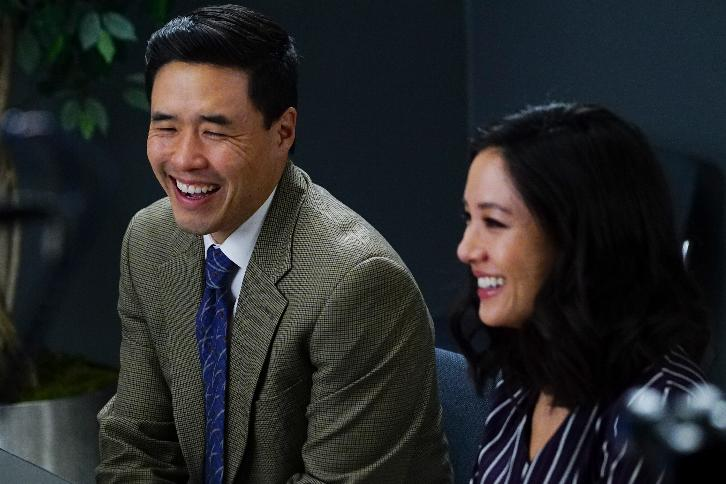 Fresh Off The Boat - Episode 3.09 - How to Be an American - Promotional Photos & Press Release