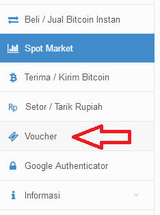 voucher indodax gratis