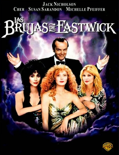 ver Las brujas de Eastwick (The Witches of Eastwick) (1987) Online