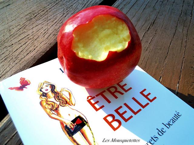 Livre Être Belle - Léa Chevalier - Les Mousquetettes©