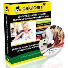 Pratik LYS Psikoloji Eğitim Seti 6 DVD + Rehberlik DVD Seti